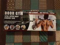 Multi work out bar