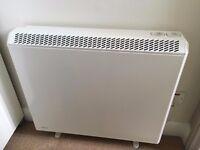 Two ELNUR Storage Heaters.