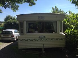 Willerby Static caravan 10ft x 30ft