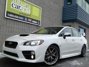 2015 Subaru WRX *STI*SPORT-TECH*130$/SEM*CUIR*GPS*TOIT OUVRANT