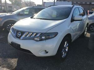 2009 Nissan Murano LEATHER-ROOF-RIMS-HEATED SEATS-WOW!