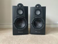 Wharfedale Jade 1 bookshelf loud speakers
