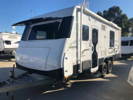 2016 Jayco Silverline 21.65-3 Outback Heatherbrae Port Stephens Area Preview