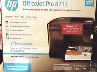 Free HP Officejet Pro 8715 Printer with 60 GBP HP Instant Ink and 28 months warranty from HP