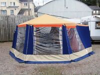 lovely condition trailer tent
