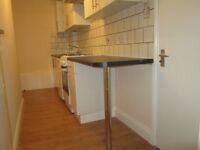£260 / w - One bedroom flat with separate reception inclusive of gas bills, W14