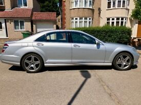 Selling 2006 MERCEDES BENZ S500 L LWB, Automatic, Mileage 64,500, Full service history.