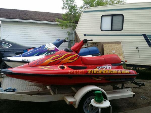 Used 1996 Other tigershark