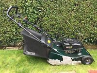 Hayter 19inch blade lawnmower, roller, year 2008
