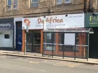 Large Shop to rent To Let in haymarket / Dalry Opposite Maplin & The Coop Next to Dominos