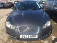 Jaguar XF 2.7 d luxury 2008 new shape