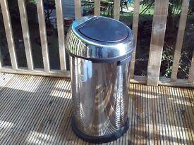 Brabantia wastebin - stainless steel - 50 litres