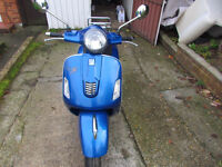 VESPA GTS 125 super FROM 2015 ABS NO MOT Due May of 2018