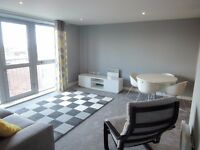 2 bedroom apartment in Birmingham's Jewellery Quarter with secure parking