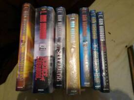 Church of scientology books x7