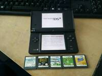Dsi and five games