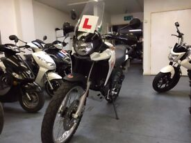 Derbi Terra Adventure 125cc Manual Motorcycle, Low Miles, Good Condition, ** Finance Available **