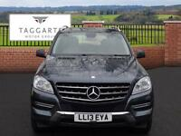 Mercedes-Benz M Class ML350 BLUETEC SE (grey) 2013-06-18