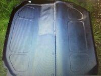 VW T5 Split Bulkhead
