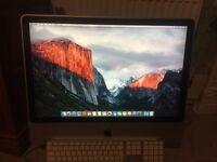 22 inch Apple Mac Computer