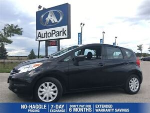 2015 Nissan Versa Note | Bluetooth | Cruise Control | Fuel Effic