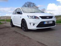 2010 FORD FOCUS ST-3 ST MODIFIED FROZEN WHITE VERY CLEAN QUICK CAR!