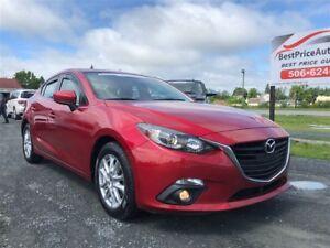 2014 Mazda Mazda3 GS-SKY! ROOF! BACK-UP CAM! CERTIFIED!