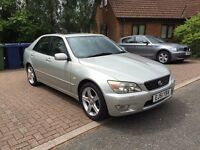 Lexus is200,silver,lovely drive,reliable car.