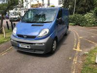 clean 6 speed vauxhall vivaro van 1.9 Dti diesel - Service history - NEW BREAKS AND TYRES ALL ROUND
