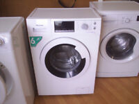 HISENCE 6KG 1200 RPM COMPACT WASHING MACHINE - can deliver locally
