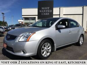 2011 Nissan Sentra 2.0 | NO ACCIDENTS | ALLOYS | SPOILER | AUX I