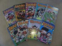 Beano and Dandy annuals various prices