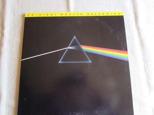 Pink Floyd Dark Side Of The Moon Original Master Recording Foc In
