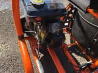 Petrol funkart 80cc (go cart)