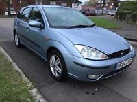 2004 (04) Ford Focus 1.6 Zetec 5 Door Hatchback Petrol Not Astra Mondeo Golf Fiesta 307 Cheap