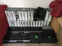 JOB LOT XBOX 360 / PS3 Consoles & More (42 consoles in total)
