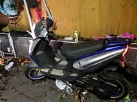 125cc scooter/moped need gone asap and needs plate