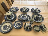 Olde Altonware - collection of tableware