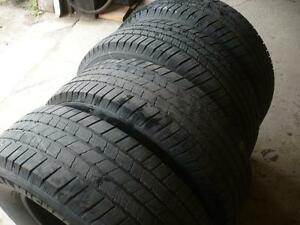 Four  245-75-16  Michelin tires $140.00