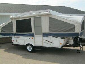 2010 Coachmen Clipper Camping Trailers 108ST -
