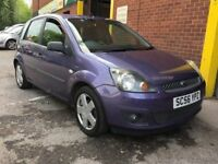 2007 FORD FIESTA 1.4 TD * 5 DOOR * £30 ROAD TAX * PART EX * DELIVERY * GOOD RUNNER *