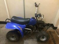 quad 125cc geard