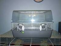 2 tiered large hamster / small guinea pig cage