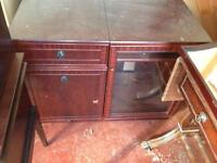 Free to collect, quality Mahogany furniture