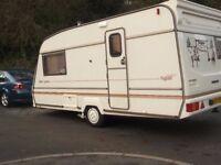 Baileys Pageant Touring 2 Berth Caravan