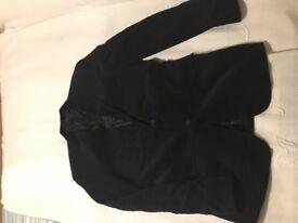 Men's corduroy jacket size L