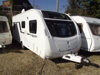 Fixed Bed Caravans - 3 to choose from