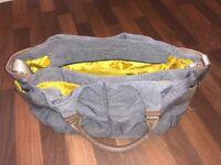Koo-di change bag - barely used
