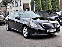 PCO - 2010 Mercedes E Class 2.1 Automatic E220 CDi SE BlueEfi- Full LEATHER -Part Exchange OK- E 220
