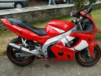 Immaculate YAMAHA YZF600R THUNDERCAT R6 MAY PX ANY BIKE TRY ME 1000 750 650 600